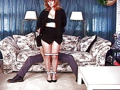 nylons, bdsm, nylon, mature