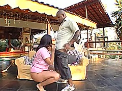 Xhamster Movie:Hottest booty maid -ass fucked...