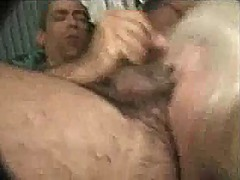 facial, threesome, mature,