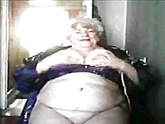 bbw, webcam, granny,