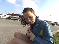 Thumb: Awesome darling oral-f...