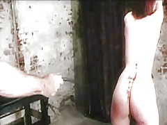 Submissive redhead tor... video