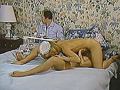 Cuckold breakfast in bed video