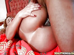 Dazzling diana lins shafts cocoa person and has a cumload
