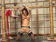 Yobt Movie:Venus likes being tormented an...
