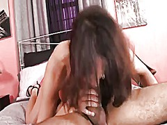 Big tits mature get fucked by younger...