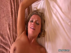 Xhamster Movie:Hot big tits milf does first porn