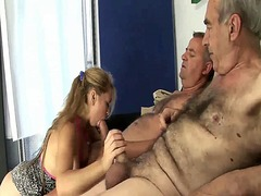 2 old hairy man fuckin... video
