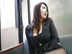 japanese, big boobs, big, facial