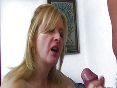 Stepmom punishes son for having a com...