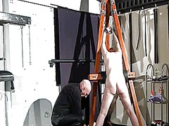 For hours tied in our bdsm dungeon