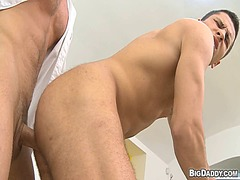 Youthful gay gets raun... preview