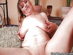 Mommy gets the cum tre... video