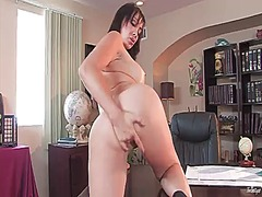 Katsuni with juicy hoo... video