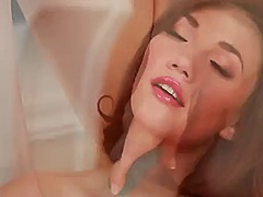 PinkRod Movie:Aria amor masturbates for your...