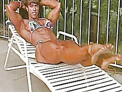 Xhamster Movie:Denise hoshor female bodybuild...