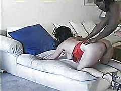 interracial, anal, doggy, mature,