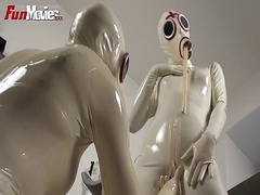 Ah-Me Movie:Fun movies nurses in latex pis...