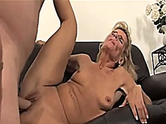 Old mom creampie by mnaya video