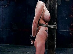 Ah-Me Movie:Gagged and bounded playgirl ne...