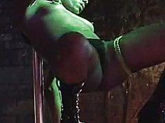 Horny black strippers ... video