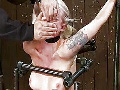 Yobt TV Movie:Blonde lorelei lee having fun ...