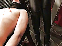Pegged by 3 mistresses - Xhamster