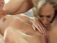 Thumb: Two sweet blondes