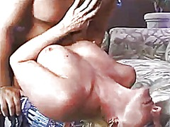 Blonde mature fuck hard video