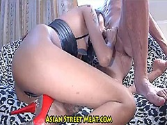 Asian anal deafanal