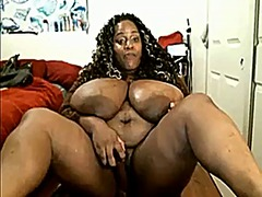 Nasty black bbw with e... - Xhamster