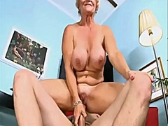 Mature anal compliation