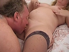 Private Home Clips Movie:Aged woman acquires licked and...