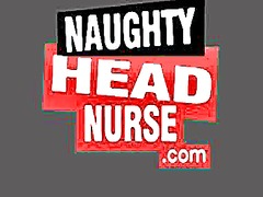 nurse, hospital, naughty, hungry, wife