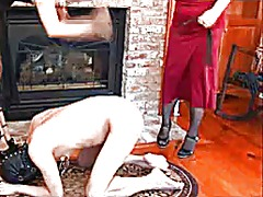 Female domination and electroplay