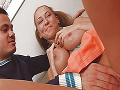 Ah-Me Movie:Young darling is pleasuring 2 ...