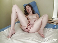 Tube8 - Beauty ana toy her pussy