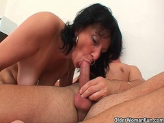 Big titted mom will dr... video