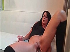Check my hot milf in s... video