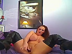 PAWG Fucks All 3 Holes on Webcam - negrfloripa