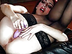 PinkRod Movie:Lexi bloom with small boobs an...