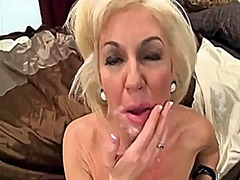 hardcore, granny, mature, facial