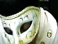 The legend of the mask...