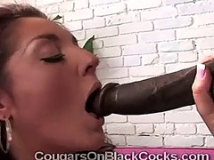 Cockstarving milf gets... preview