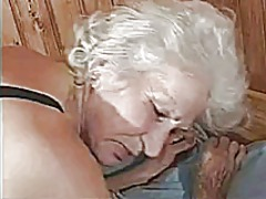 boobs, granny, big, cumshot