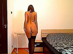 Private Home Clips Movie:Lusty Brunette Hair Mother I'd...