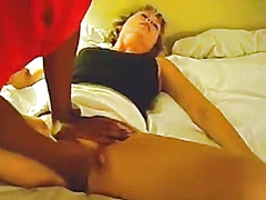 Cougar wife brings bac... video