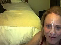Thumbmail - Sexy agreeable blond m...