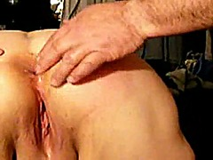 Mature bbw spanked and... video