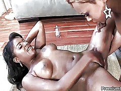 Hotshame Movie:Black spends her sexual energy...